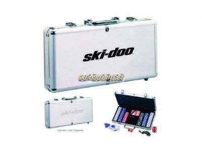 Purchase Ski-Doo Deluxe Poker Set motorcycle in Sauk Centre, Minnesota, United States, for US $59.99
