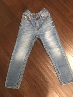 Boys Distressed Jeans 5T