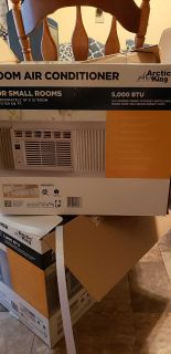 Arctic 5000 BTU ROOM AIR CONDITIONER