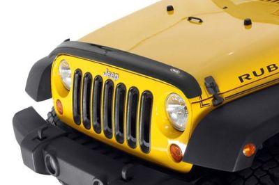 Purchase AVS 25942 06-10 Jeep Commander Bug Deflector Smoke Acrylic Hood Shield Visor motorcycle in Birmingham, Alabama, US, for US $59.74