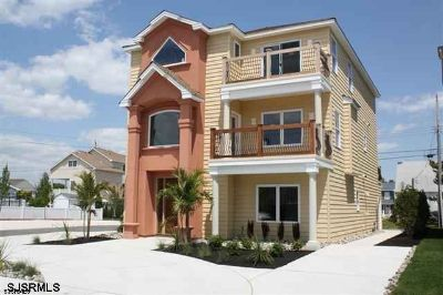 301 23rd Street Brigantine Seven BR, Newer Construction built for