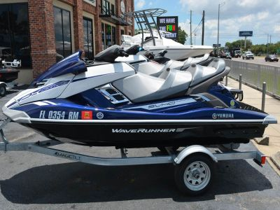 2017 Yamaha FX Limited SVHO PWC 3 Seater Clearwater, FL