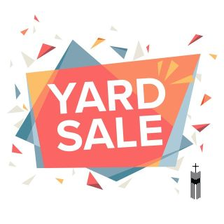 Annual Indoor Community Yard Sale