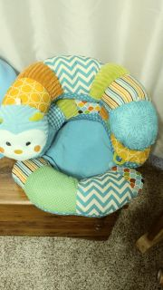 Infantino support pillow and play mat