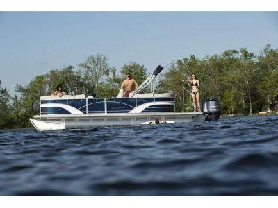 2018 Sylvan MIRAGE 8522 CRS LES RPT Pontoon Boats Lagrange, GA