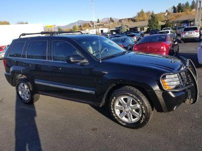 2008 Jeep Grand Cherokee Limited (Black)