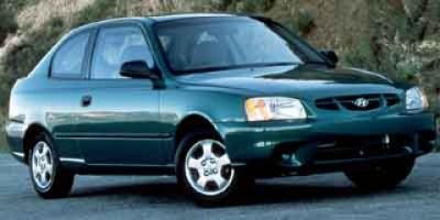 2001 Hyundai Accent GS ()