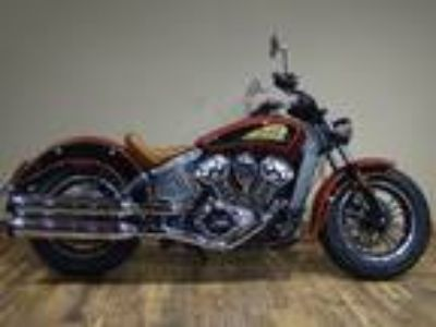 2019 Indian Scout ABS