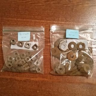 """1/2"""" NUTS & WASHERS"""