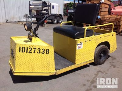 2013 Cushman Minute Miser Electric Utility Cart