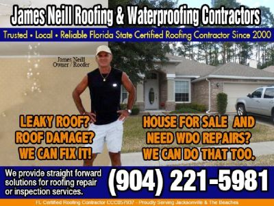 ROOF REPAIR - ROOFER - CONTRACTOR - AFFORDABLE