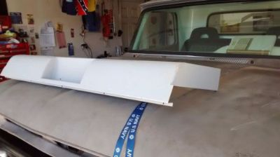 Buy Rear Roll Pan GM Step Side truck 1960 61 62 63 64 Never used motorcycle in California City, California, United States