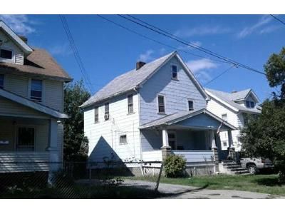 3 Bed 1 Bath Foreclosure Property in Cleveland, OH 44110 - Larchmont Rd