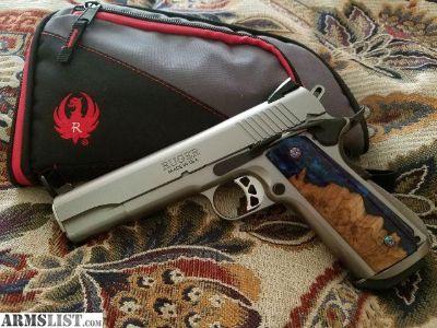For Sale: Ruger SR 1911 .45ACP