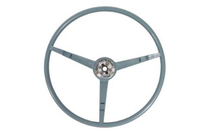 Sell 1967 Ford Mustang Steering Wheel Standard Light Blue motorcycle in Lawrenceville, Georgia, United States, for US $149.95