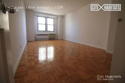 enormous one bedroom in doorman building Prime location