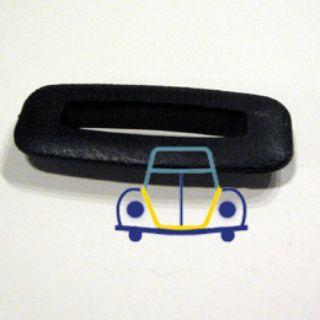 VW Seat Back Release Knob Trim Plate,OEM