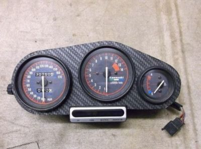 Purchase Used 1992-1995 Kawasaki ZX7R Ninja Instrument Panel motorcycle in Dover, Delaware, United States, for US $49.95