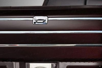 Purchase SES Trims TI-TG-155 Ford F-150 Tailgate Handle Cover Truck Chrome Trim 3M ABS motorcycle in Bowie, Maryland, US, for US $56.00