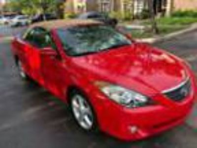 2006 Toyota Solara SLE Toyota Solara Convertible. 1 owner no accident ever