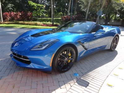 ** 2014 CHEVROLET CORVETTE STINGRAY Z51 3LT LIKE NEW **