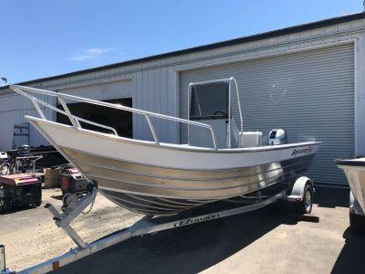 2018 Klamath Bayrunner Baja 19 Aluminum Fish Boats Boats Lakeport, CA