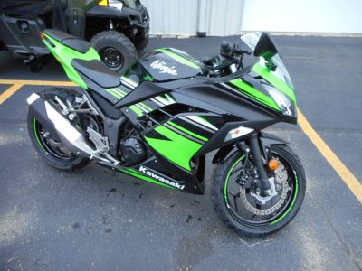 2016 Kawasaki Ninja 300 ABS KRT Edition Sport Motorcycles Belvidere, IL