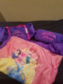 Disney Princess slumber party set