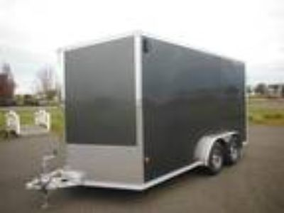 "2018 CargoPro Stealth 7' 6"" X 14' 7k Enclosed"