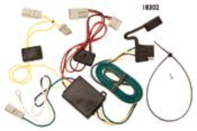 Purchase Trailer Hitch Wiring Harness For Honda Accord 4 Door 2003 2004 2005 2006 2007 motorcycle in Springfield, Ohio, US, for US $30.00