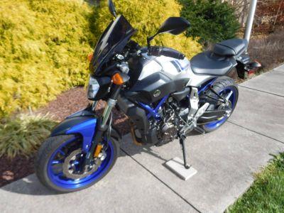 2016 Yamaha FZ-07 Sport Motorcycles Manheim, PA