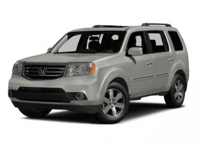 2015 Honda Pilot Touring (Black)