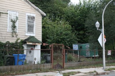 Property - Land and Home built in 1850 for sale on Large Lot in Chicago - Bronzeville