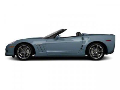 2012 Chevrolet Corvette Z16 Grand Sport (Cyber Gray Metallic)