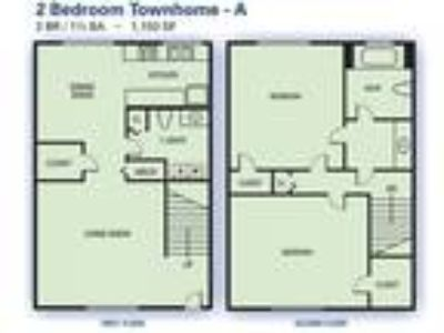 Stonetree Apartments - Two BR Townhome A