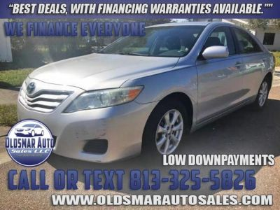 2011 Toyota Camry Base (Silver)