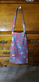 Little girls play apron with pickets...handmade..sz 3 ish
