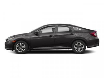 2018 Honda CIVIC SEDAN LX (Modern Steel Metallic)