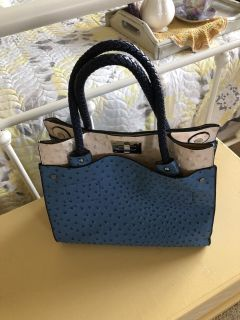Blue Purse/MG Collection