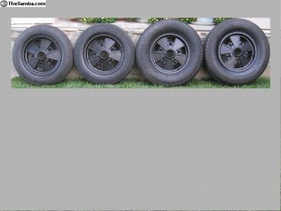 Plasti Dipped FLAT FOUR BRM wheels & tires