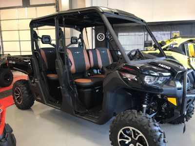 2018 Can-Am Defender MAX LONE STAR HD10 Side x Side Utility Vehicles Glasgow, KY