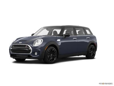 2018 MINI Clubman CLUBMAN S ALL4 (Thunder Gray Metallic)
