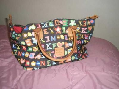 $125 Dooney and Bourke Duffle Bag (Sioux Falls, SD)
