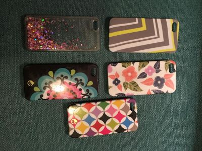 iPhone 5s case lot