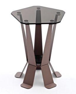 VALENTINA CONTEMPORARY COFFEE TABLE - PENTAGON