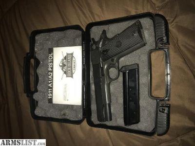 For Trade: RIA 1911 10mm