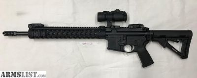 For Sale: Sig Sauer M400 .556