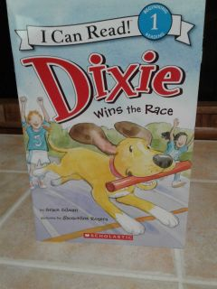 Dixie wins the Race book. Meet in Angleton.