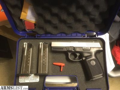 For Trade: S&W SD9VE