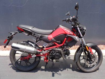 2017 Kymco K-Pipe 125 Street Motorcycle Chula Vista, CA